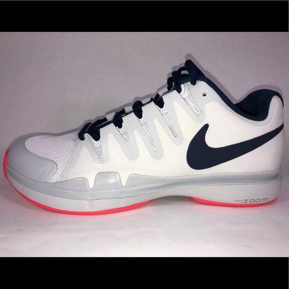 Nike Womens Zoom Vapor 9.5 Tour Tennis Shoe Sz 8.5